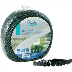 AQUANET FILET DE BASSIN 2 / 4 X 8 M