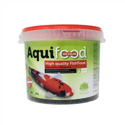 AQUIFOOD 4-5 MM 4KG NOURRITURE KOÏ COLOR & GROWTH