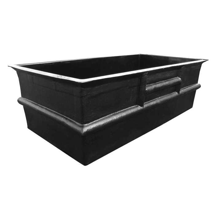 aquiflor bpl47 bassin rectangulaire hors sol. Black Bedroom Furniture Sets. Home Design Ideas