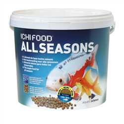 ICHI FOOD ALL SEASONS MINI 2-3 MM 2 KG