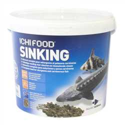 ICHI FOOD SINKING 6 MM 3.5 KG NOURRITURE ESTURGEON