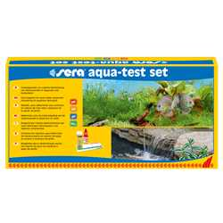 SERA AQUA-TEST SET ANALYSE D'EAU