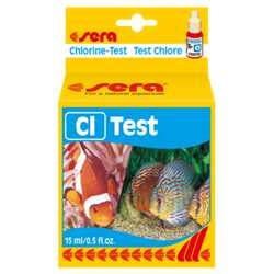 SERA TEST CL (TEST CHLORE) 15ML
